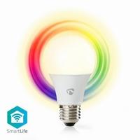 Wi-Fi smart LED-lamp Full-Colour en Warm-Wit